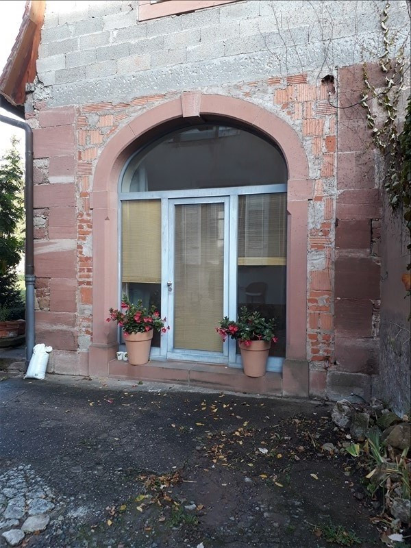 Rental apartment Wissembourg 580€ CC - Picture 2