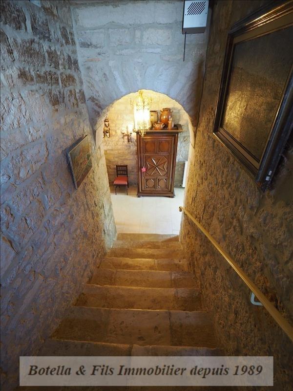 Verkoop van prestige  kasteel Uzes 2385000€ - Foto 13