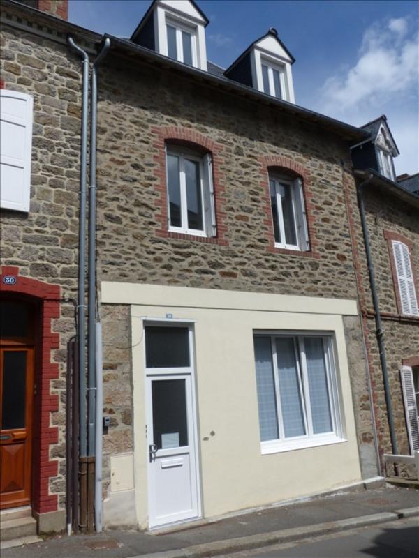 Verkoop  appartement Dinard 131000€ - Foto 5