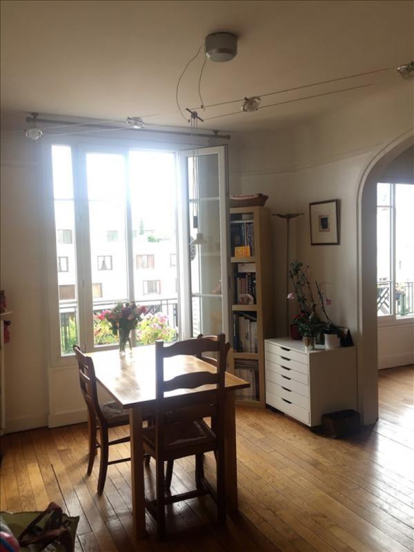 Venta  apartamento Courbevoie 347000€ - Fotografía 1