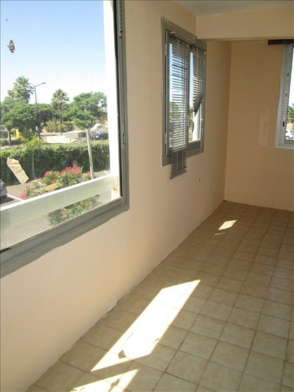 Vente appartement Sete 144000€ - Photo 1