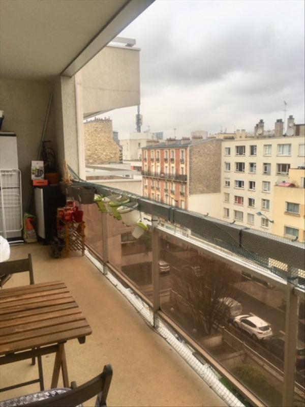 Rental apartment Clichy 1200€ CC - Picture 1