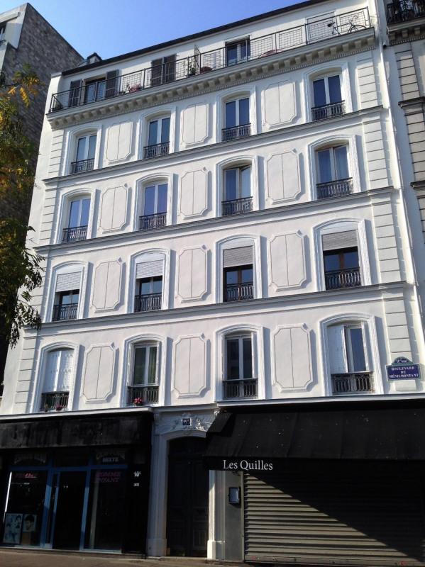 Sale apartment Paris 11ème 338000€ - Picture 1