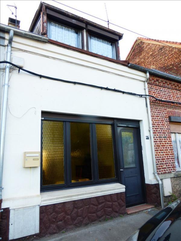 Vente maison / villa Burbure 83000€ - Photo 1