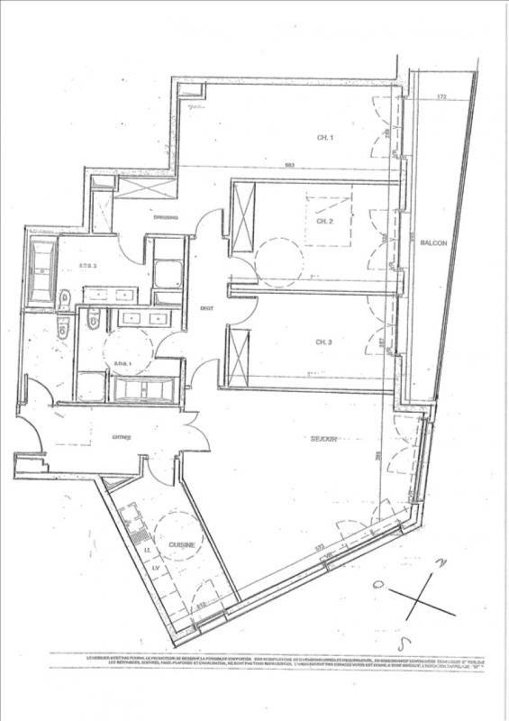 Vente de prestige appartement Paris 7ème 2180000€ - Photo 9