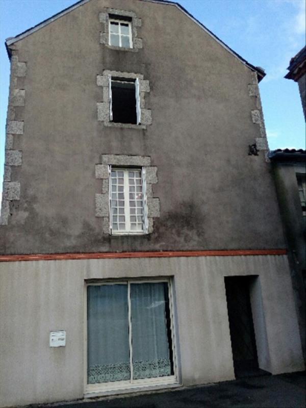 Sale house / villa La bruffiere 95500€ - Picture 1