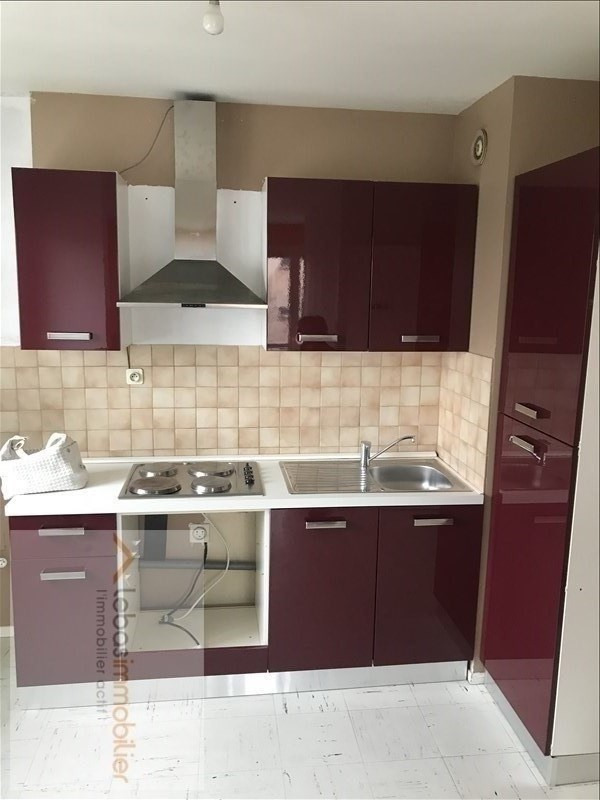 Location appartement Yvetot 525€ CC - Photo 1