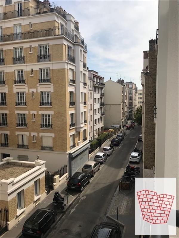 Location appartement Asnieres sur seine 958€ CC - Photo 2
