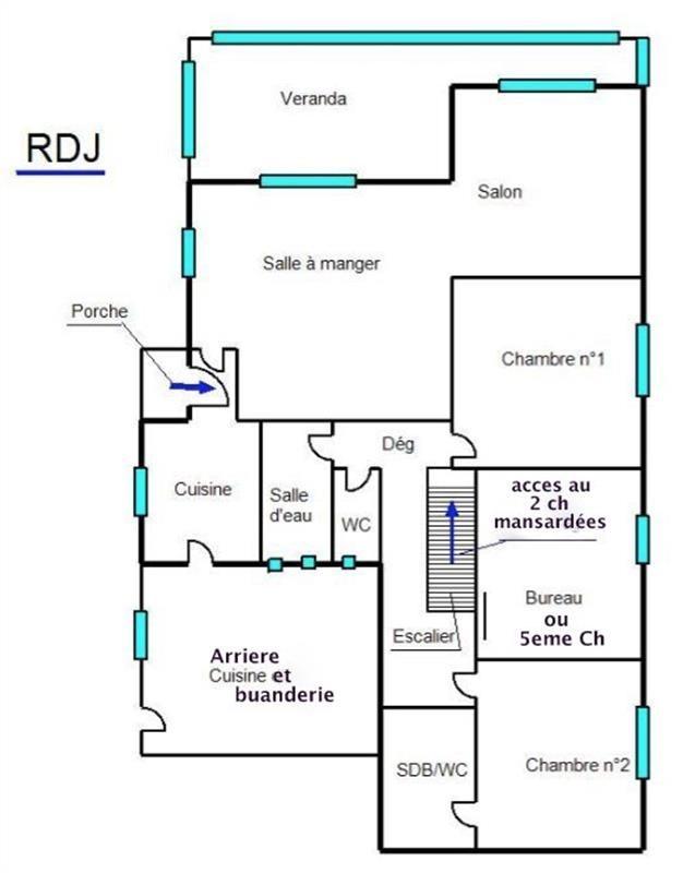 Vente maison / villa Fayence 475000€ - Photo 13