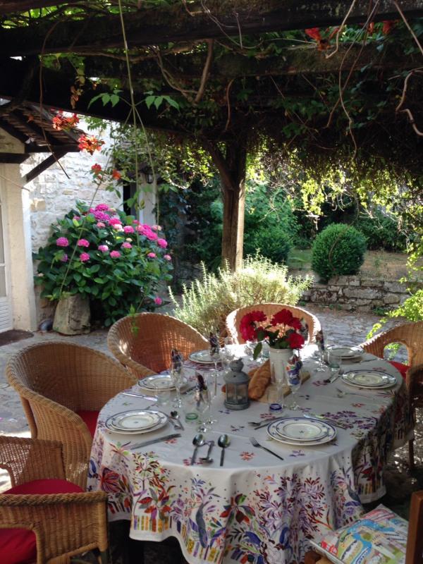 Sale house / villa Montigny-sur-loing 336000€ - Picture 5