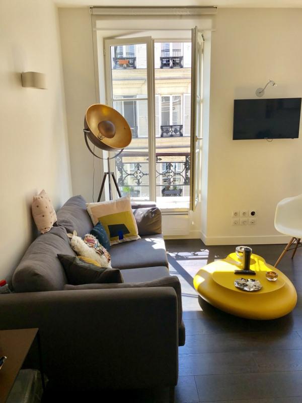 Sale apartment Paris 9ème 435000€ - Picture 5
