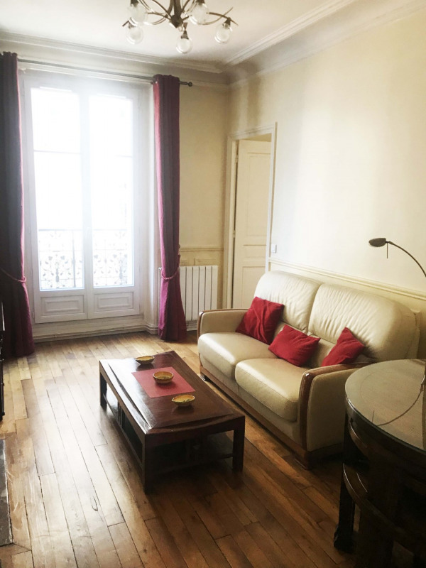 Vente appartement Paris 15ème 479 000€ - Photo 1