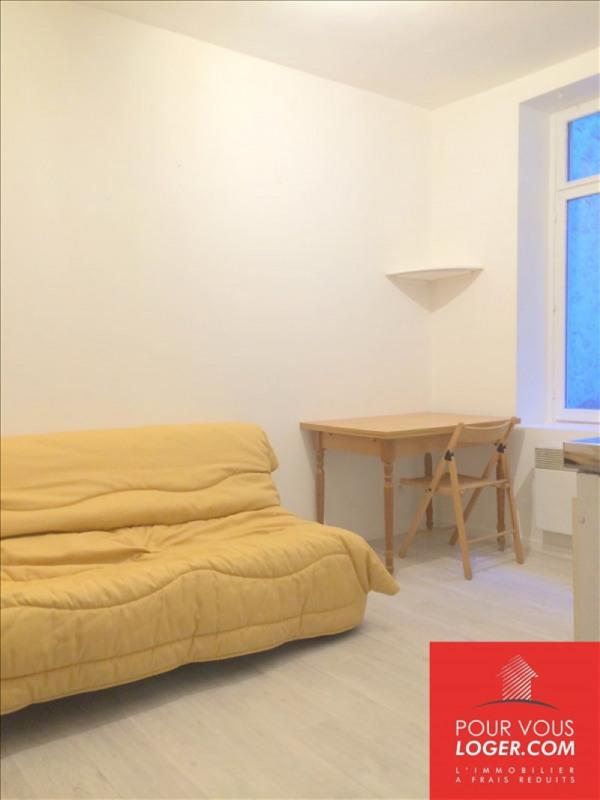 Rental apartment Boulogne sur mer 250€ CC - Picture 1