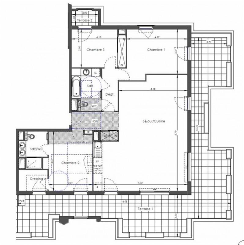 Deluxe sale apartment Bormes les mimosas 637500€ - Picture 3