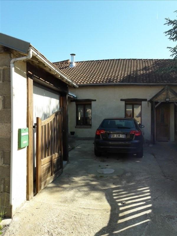 Sale house / villa Authevernes 145000€ - Picture 1