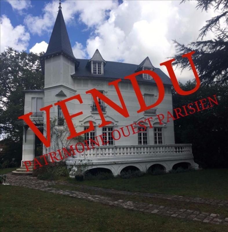 Deluxe sale house / villa St germain en laye 1580000€ - Picture 1
