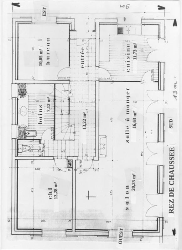 Vente maison / villa Chevigny st sauveur 368000€ - Photo 8