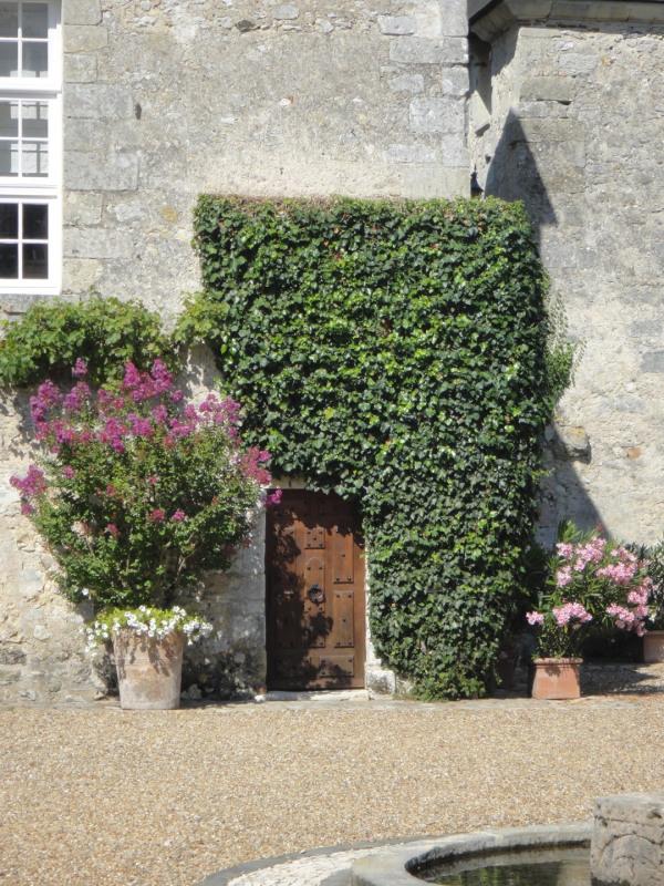 Revenda residencial de prestígio castelo Semblancay 3300000€ - Fotografia 7