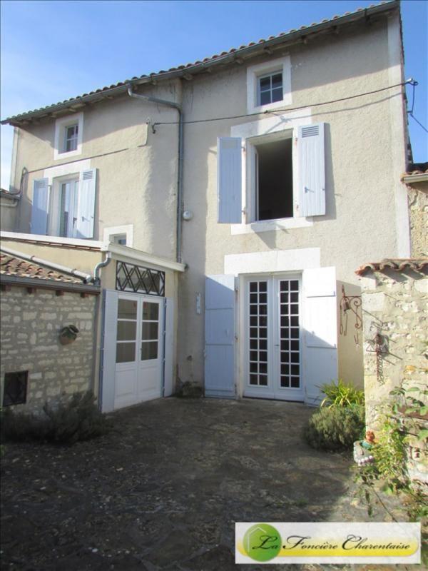 Vente maison / villa Aigre 82000€ - Photo 9
