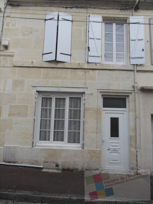 Vente maison / villa Cognac 128400€ - Photo 1