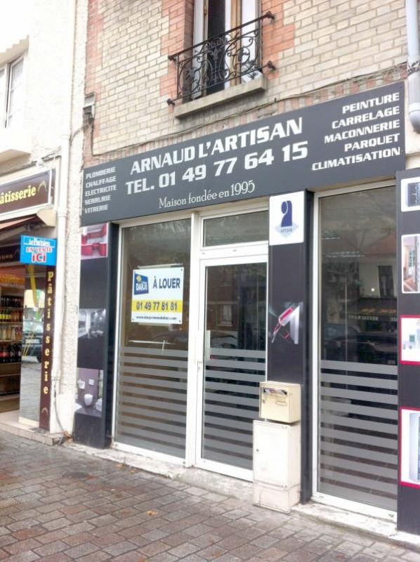 Alquiler  local Alfortville 850€ HT/HC - Fotografía 3