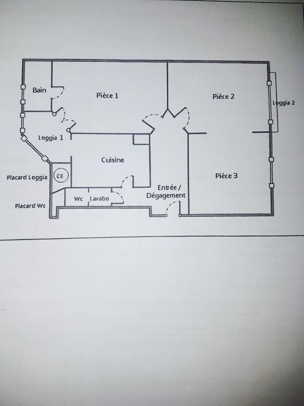 Venta  apartamento Strasbourg 310000€ - Fotografía 6
