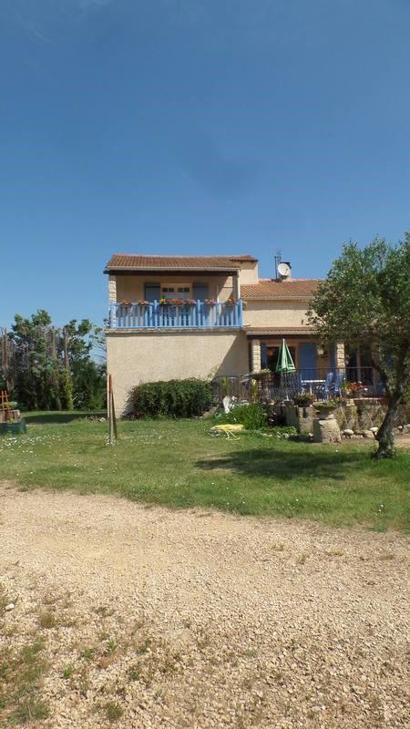 Vente maison / villa Lamotte-du-rhône 375000€ - Photo 8