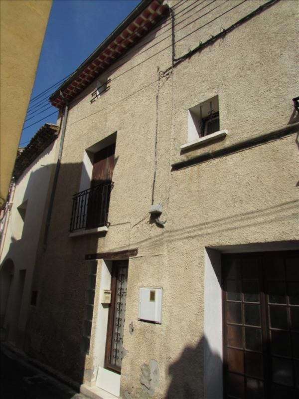 Sale house / villa Villeneuve les beziers 57000€ - Picture 2
