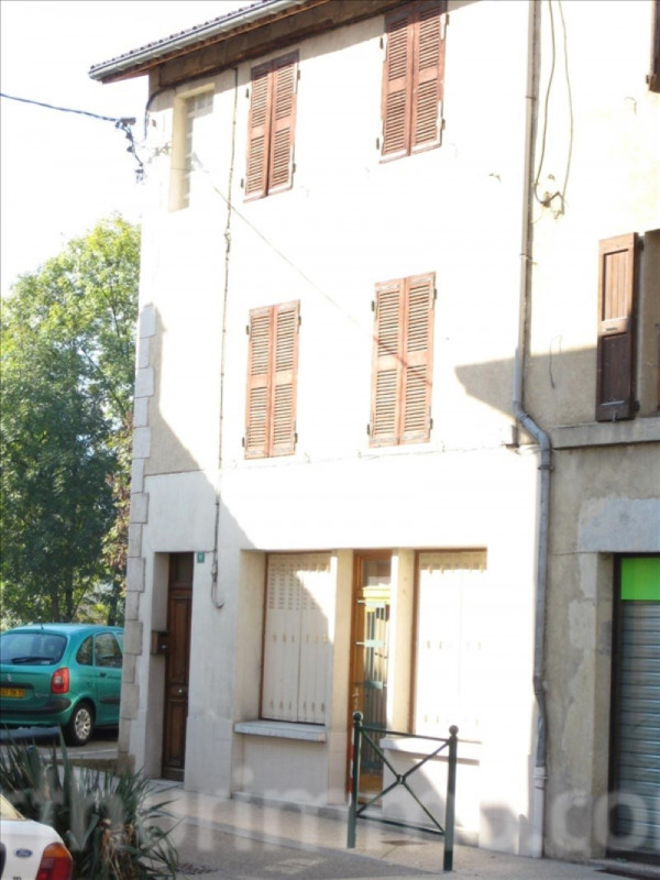 Vente maison / villa St jean en royans 147500€ - Photo 1
