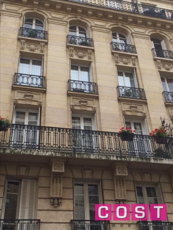 Vente appartement Levallois perret 129000€ - Photo 1