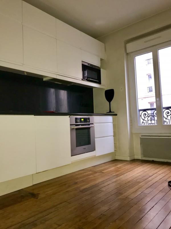 Sale apartment Paris 15ème 295 000€ - Picture 1