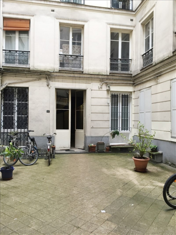 Vente appartement Paris 10ème 350000€ - Photo 3