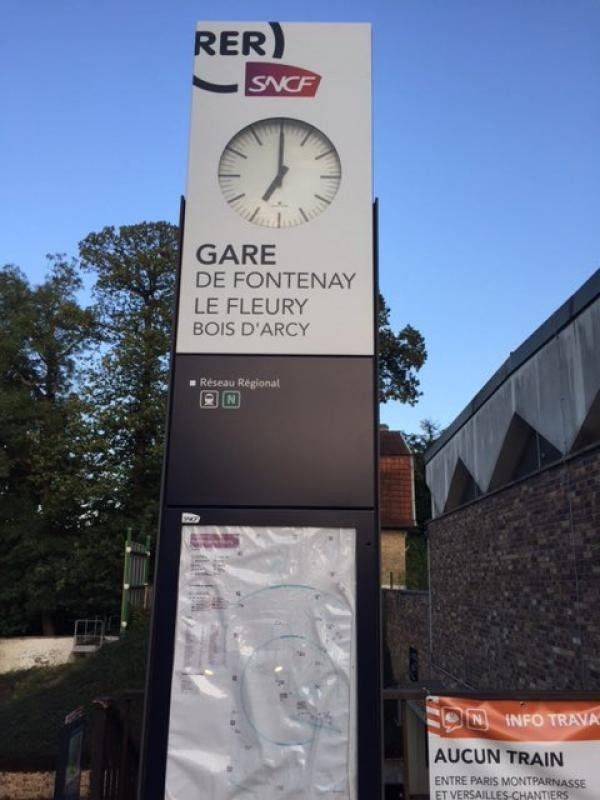 Vendita casa Fontenay le fleury 450000€ - Fotografia 4