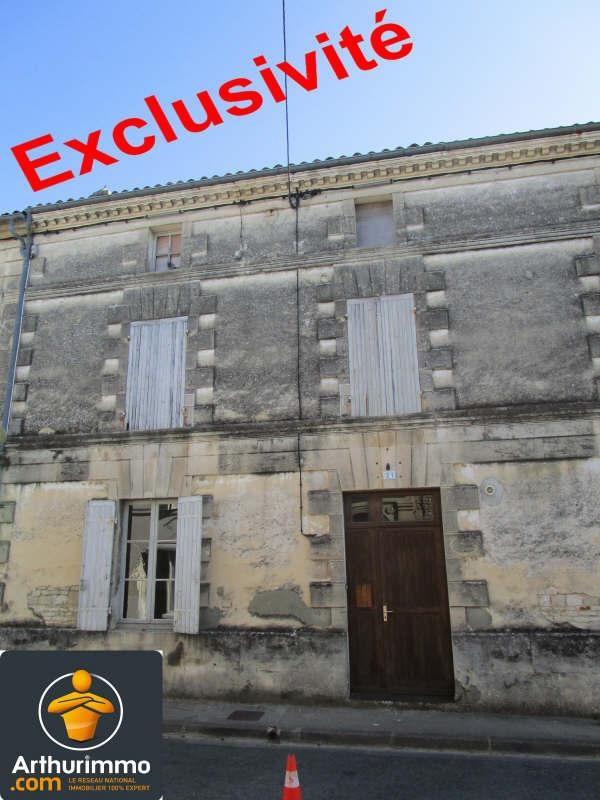 Sale house / villa Matha 56500€ - Picture 1