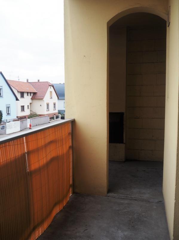 Vendita appartamento Ostwald 178000€ - Fotografia 2