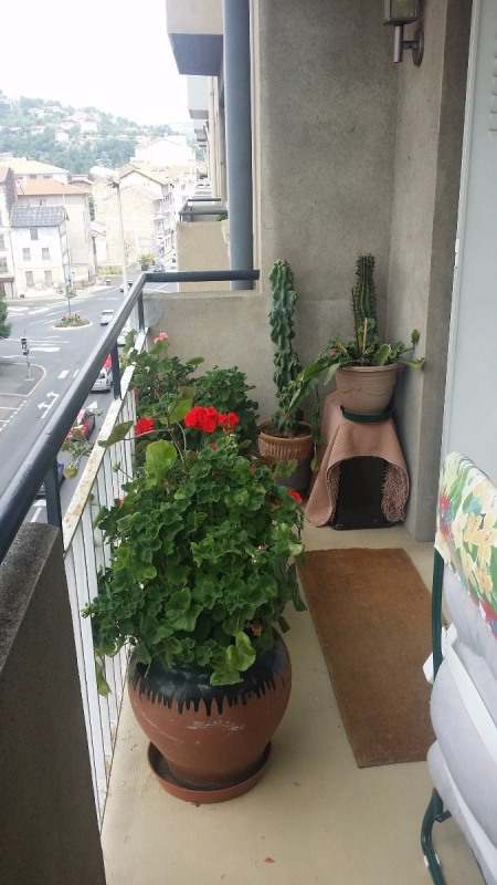 Sale apartment Le puy en velay 75 000€ - Picture 4