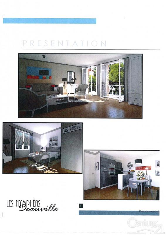 Venta  apartamento Deauville 335000€ - Fotografía 3