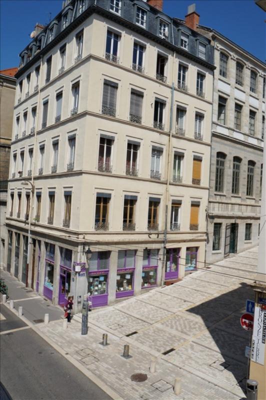 Vente appartement Lyon 1er 270000€ - Photo 2
