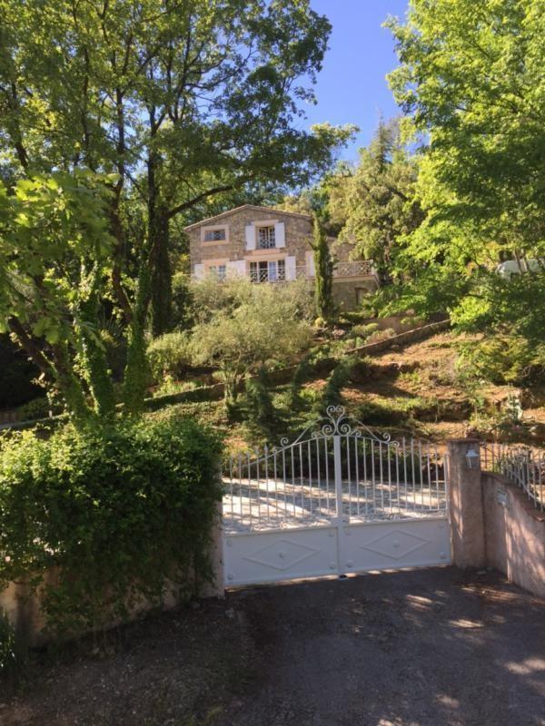 Deluxe sale house / villa Le thoronet 598000€ - Picture 3