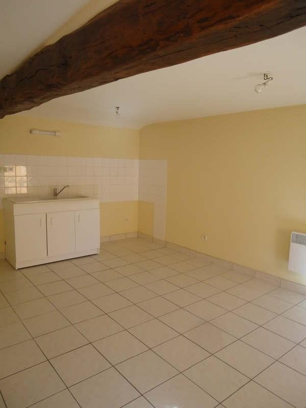 Rental house / villa St georges des gardes 296€ CC - Picture 2