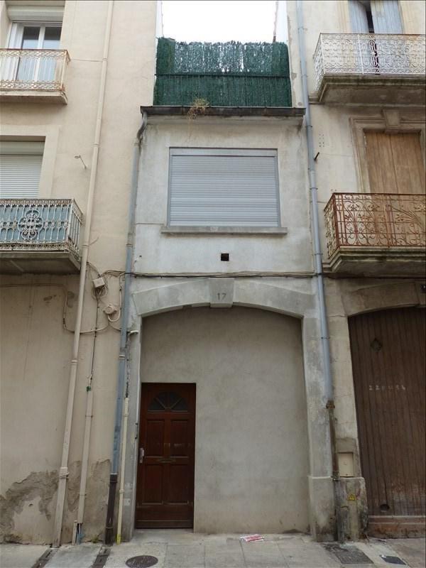 Vente immeuble Beziers 101000€ - Photo 1