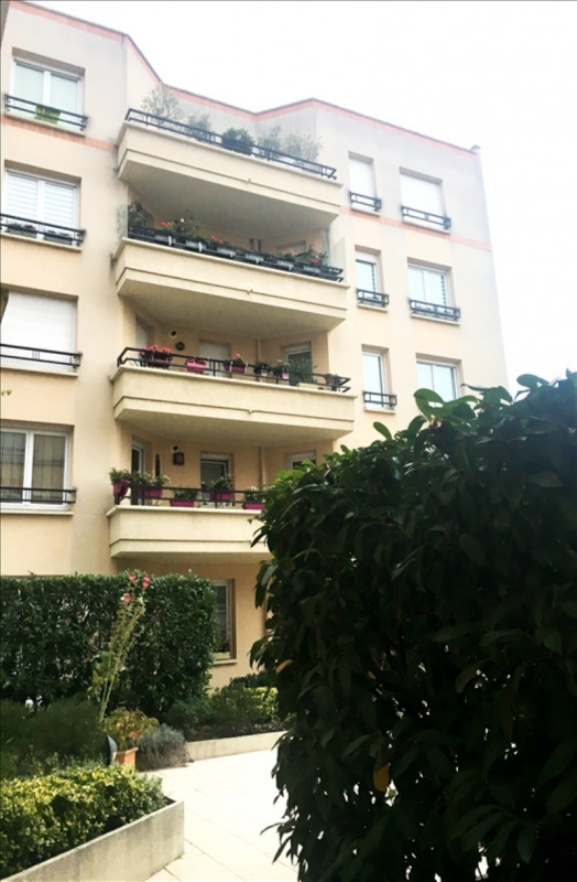 Vente appartement Suresnes 499990€ - Photo 2