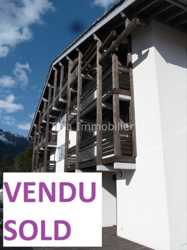Vente de prestige appartement Chamonix mont blanc 600 000€ - Photo 1