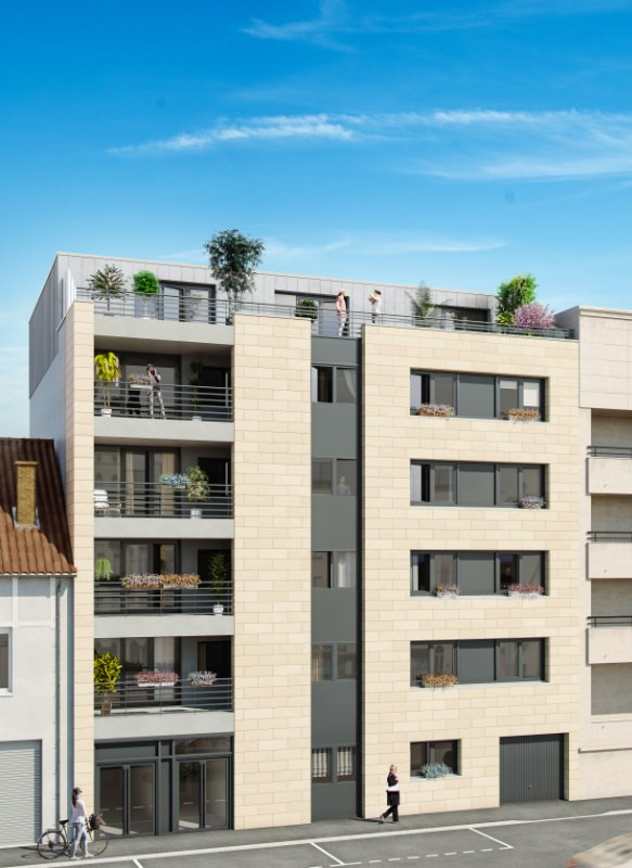 R sidence du congr s programme immobilier neuf reims for Residence immobilier