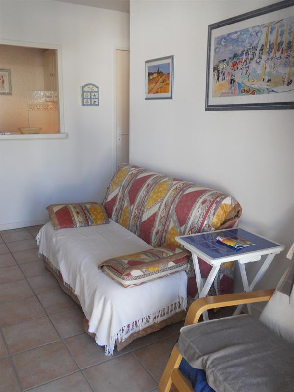 Vacation rental apartment Royan 468€ - Picture 1
