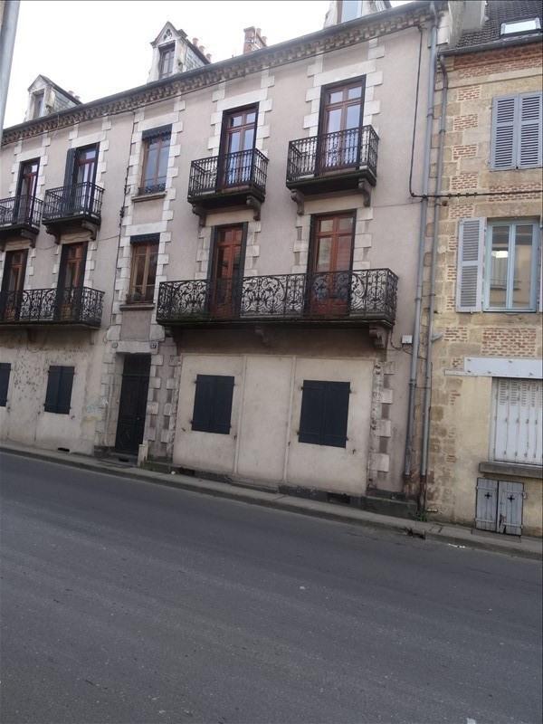 Produit d'investissement immeuble Moulins 160500€ - Photo 1