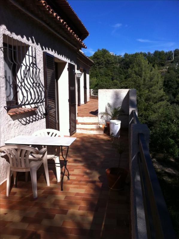 Deluxe sale house / villa Castagniers 785000€ - Picture 3