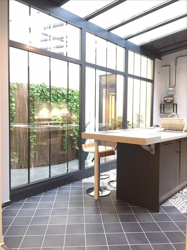 Vente de prestige loft/atelier/surface Paris 16ème 1195000€ - Photo 9