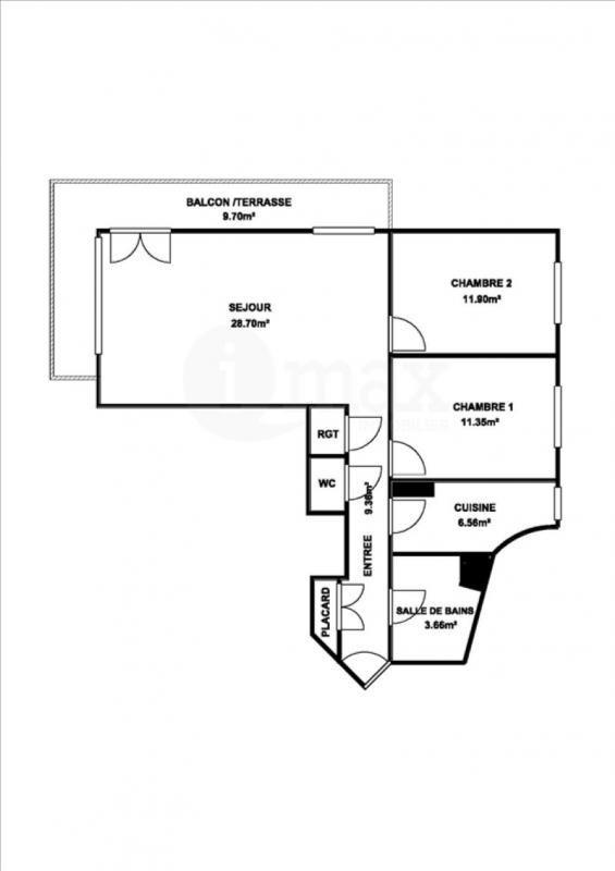 Vente appartement Neuilly sur seine 860000€ - Photo 8