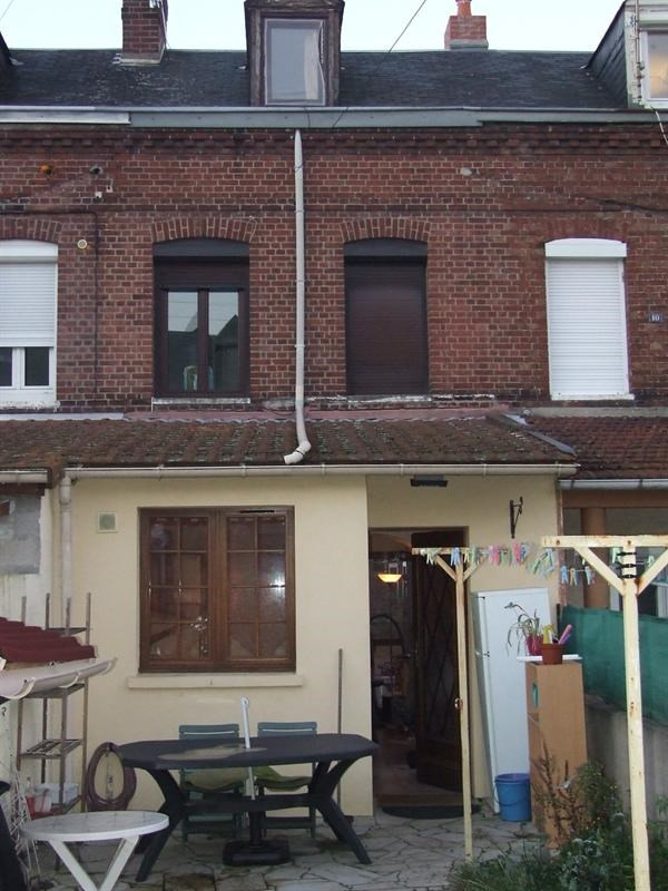 Vente maison / villa Sotteville les rouen 116000€ - Photo 1
